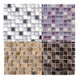 Serie Marble foglio 30 x 30 tessera 1,5 x 1,5
