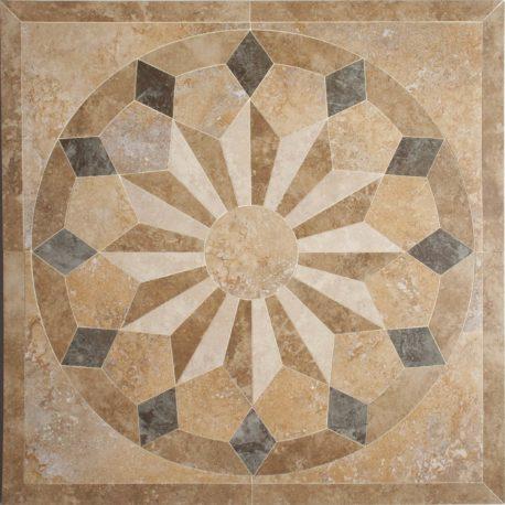 Rosone in Porcellanato idro 2245 66×66