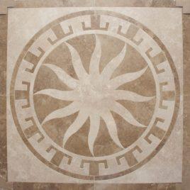 Rosone in Porcellanato idro 2248 66×66