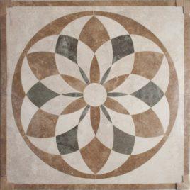 Rosone in Porcellanato idro 2600 66×66
