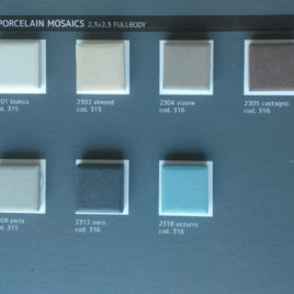 Mosaico serie Fibra Piscina